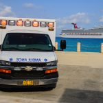 ambulance for cruise ship